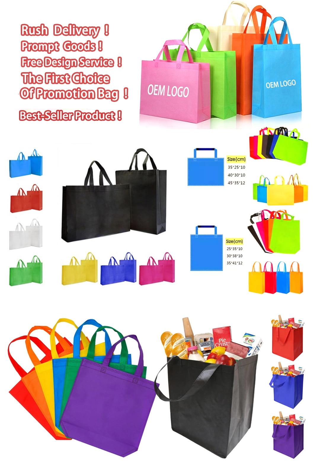 wholesale non-woven reusable tote bags-013 details