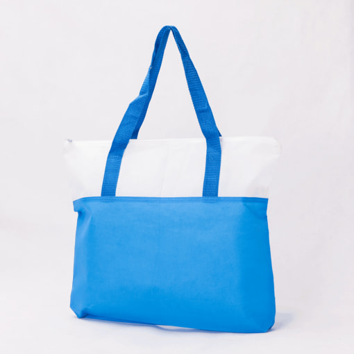 wholesale reusable shopping tote bags with zipper 002_02