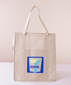 wholesale reusable shopping tote bags with zipper 003_01