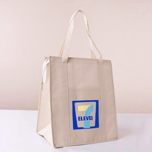 wholesale reusable shopping tote bags with zipper 003_02