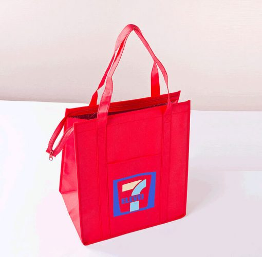 wholesale reusable shopping tote bags with zipper 003_06