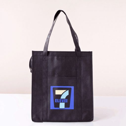 wholesale reusable shopping tote bags with zipper 003_07