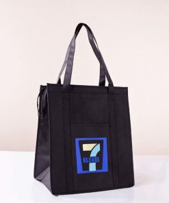 wholesale reusable shopping tote bags with zipper 003_08