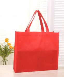 non-woven shopping tote reusable christmas gift bag 03
