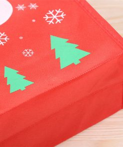 non-woven shopping tote reusable christmas gift bag 05