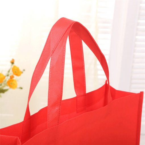 non-woven shopping tote reusable christmas gift bag 06