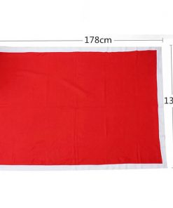 non-woven fabric christmas table cloth 03