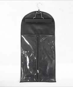 custom logo hair extension storage suit case bag zipper 01