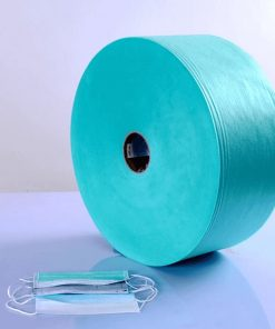 wholesale medical surgical face masks material spunbond polypropylene non-woven fabric 07