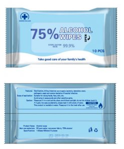wholesale 75% alcohol antiseptic disinfecting germicidal non-woven wet wipes-001-01