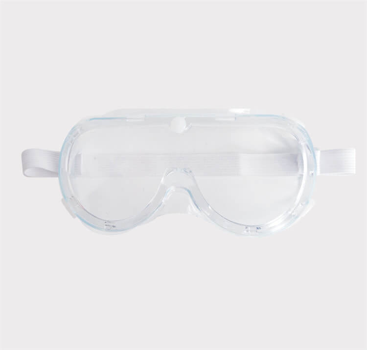 wholesale clear anti-fog design perfect eye glasses protective safety glass protection for lab chemical and workplace safety 01-02