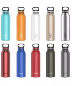 wholesale double wall drink bottle stainless steel vacuum flask water bottle insulated water flask 01-07