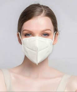 wholesale factory manufacturer kn95 ffp2 pm2.5 earloop filter shield medical surgical n95 face mask 001-01