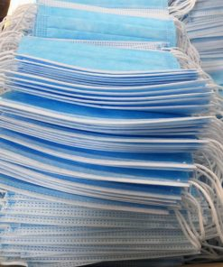 wholesale factory supplier nonwoven fabric medical surgical disposable 3ply filter face masks 00-05