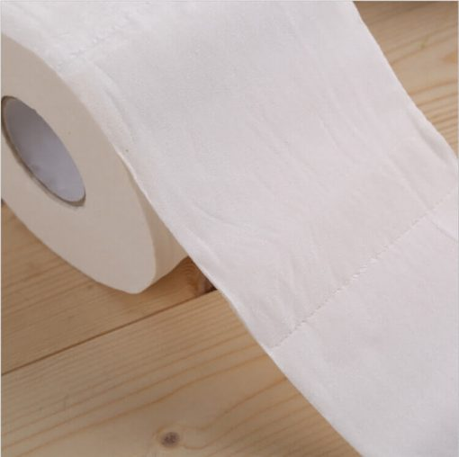 Wholesale High Quality Factory OEM Bulk Health Organic Virgin Pulp Bathroom Soft Tissue toilet Paper For Sale 01-06