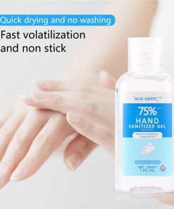 wholesale hot sale virus protection antibacterial 75 percent alcohol hand sanitizer instant hand sanitizer 01-07