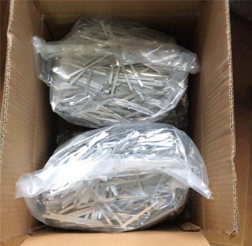 wholesale oem adhesive high quality aluminum flat strips for n95 aluminum strip nose wire for face mask 01-06